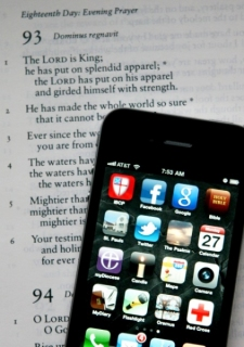 iphone-leaning-psalm
